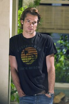 Timothy Olyphant--fell head over heels for him in Catch and Release, and again as US Marshall Raylan Givens in Justified