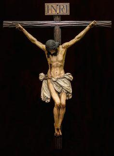 Stmo. Cristo de la Buena Muerte, Hermandad de los Estudiantes de Sevilla, Juan de Mesa (1620)