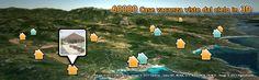 """Lo sapevate che..? MediaVacanze.com è l'unico sito a proporre una vista dal cielo in 3D della casa vacanze, che permette di esplorare i suoi dintorni: spiagge, foreste, piste da sci, ecc. La mappa interattiva permette di scoprire le distanze tra la casa vacanze e i principali centri di interesse turistico. I commenti """"negativi"""" sono sistematicamente sottoposti ad un'indagine da parte del servizio Qualità di MediaVacanze.com."""