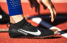 US Sprinter Allyson Felix Runs in Exclusive Gyakusou Nikes at Olympic Trials