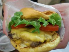 All-American Burgers | Amy Casey