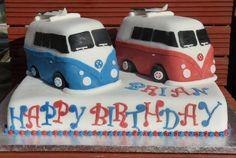 #VW #Camper Cake