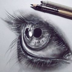Artwork by French Artist Federica Taddei #drawing #draw #drawings #pencil…