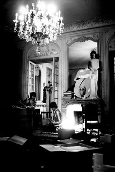 Villa Nellcôte (and the Rolling Stones)