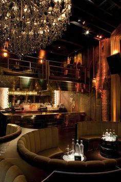 18 Interestingly Stylish Restaurant Ideas You Can Steal To Create Your Own Fascinating And Popular Eatery Not the chandelier but otherwise yeah …. Restaurant interior & design – all that's missing is oil candles 🙂 Lounge Design, Bar Lounge, Hookah Lounge, Design Hotel, Bar Interior Design, Restaurant Interior Design, Cafe Design, Kitchen Interior, Cocktail Bar Interior