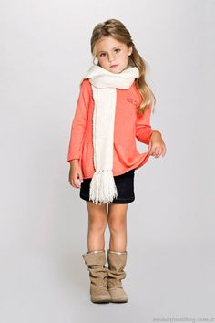 pioppa moda infantil