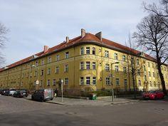 Pankow (Altbezirk) - Seite 2 - Berlin - Architectura Pro Homine