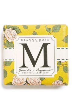 Gianna Rose Atelier Monogram Soap Bar available at #Nordstrom