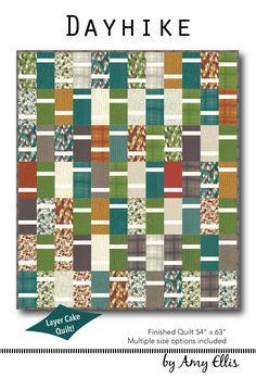 Dayhike Quilt Pattern