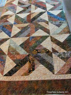 New Quilt Patterns - Chain Links Quilt Pattern   Quilts ... : tradewinds quilt pattern free - Adamdwight.com