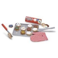 melissa and doug cookies set
