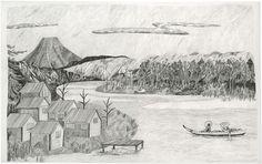 Liam Stevens - A View of Edo