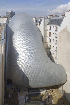 Pendant les 8 dernières années, la Fondation Pathé à Paris a travaillé avec l'un des gagnants du concours Pritzker, l'architecte Renzo Piano...
