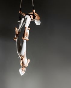 Nicole Pearson - Duo Trapeze Let's try this off a hoop!!