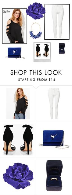 """Bez naslova #5"" by ddvvaa ❤ liked on Polyvore featuring Mother, Polaroid, Boohoo, Giuseppe Zanotti, Chanel and Kate Spade"