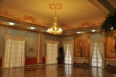 Club Habana salón interior
