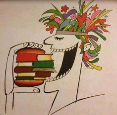 Book burger