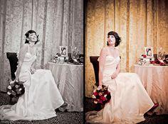 #glamorous #elegant #retro #wedding #StyledShoot #inspiration by #MoscaPhoto and #LuxeEventProductions