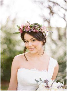 Mejores 106 Imagenes De Adornos De Flor Para El Pelo En Pinterest - Flores-en-el-pelo-para-bodas