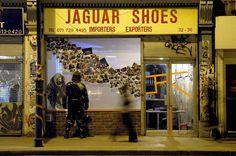 Jaguar Shoes - Shoreditch London