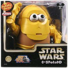 Star Wars Potato head C-3po (C 3potato)Doll by Potato Head, http://www.amazon.co.uk/dp/B002T3J76E/ref=cm_sw_r_pi_dp_MGVrrb11YHXRB