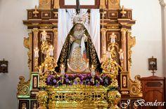 Las Fotografías de Bandera: Vía Crucis Magno de Huelva 2013: La Soledad