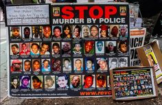Nearly 1,000 People Were Fatally Shot by Police in the U.S. in 2015 - A Washington Post study reveals that approximately 40 percent of all unarmed men shot to death by police this year were black. Black males make up just 6 percent of the U.S. population.  - 2015/12/28