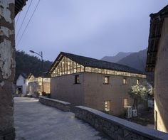 Librairie Avant-Garde - Ruralation Library / AZL Architects