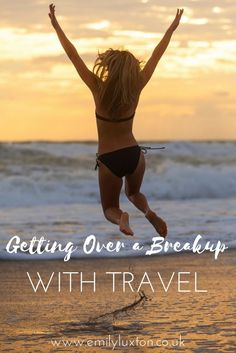 How travelling can mend your broken heart