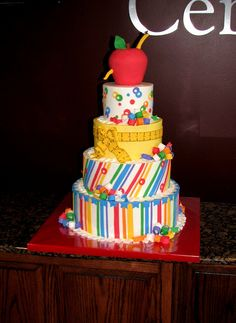 Preschool Graduation Cake | Recent Photos The Commons Getty Collection Galleries World Map App ...