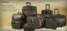 Orvis Luggage - travel solutions for any trip anywhere in the world