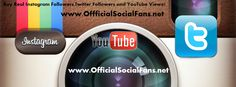Stop Buyng Fake Followers ,Likes and Fans and go to www.officialsocialfans.net and Buy 100% Real and Active Fans ,Followers and Views.