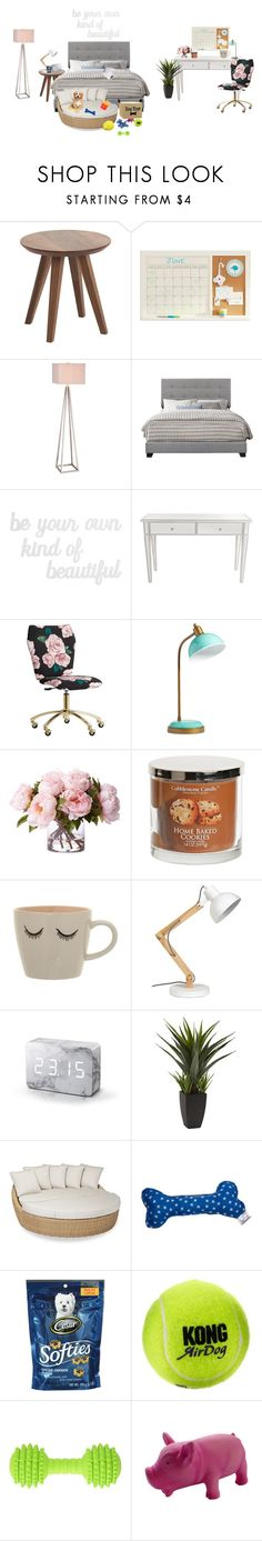 """bored"" by kaleighbryant ❤ liked on Polyvore featuring interior, interiors, interior design, home, home decor, interior decorating, PBteen, JAlexander, Gingko Electronics and Sunset West"