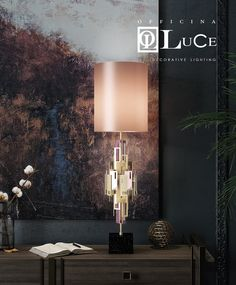 Whatever we do, we always bear in mind that the market has its own way and language to react to luxury lighting designs.