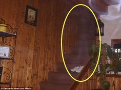 Family Tormented By Poltergeist Activity - Paranormal Warehouse Ghost Images, Ghost Pictures, Creepy Pictures, Ghost Pics, Real Haunted Houses, Haunted Dolls, Spooky Places, Haunted Places, Paranormal Pictures