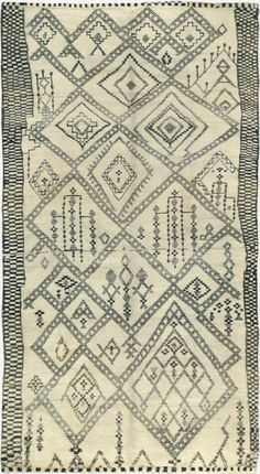 ~ Berber carpet