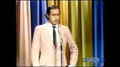 Andy Kaufman on the Johnny Carson show - YouTube