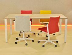 inTEAM TJ51 - bureaustoel (design by Roel Vandebeek)