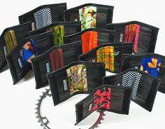 #Recycled, #Rubber, #Wallet