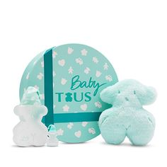 Baby TOUS Layette with eau de cologne, bedtime story and teddy bear