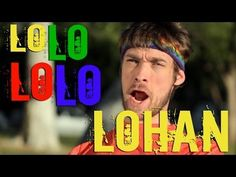 """Zach Anner is Songified into the Hilarious """"Lo Lo Lo Lo Lohan"""" Music Video"""