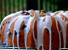 Blueberry-Lime Pound Cake | Noble Pig