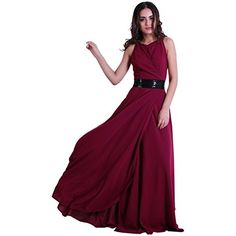D & S Women's #Georgette #Dress (DNSJN029S _Black_Small)