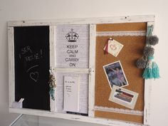 Memo Boards, Bff Gifts, Roomspiration, Life Organization, Cool Rooms, My Room, Decoupage, Diy And Crafts, Room Decor