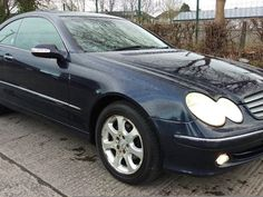 Mercedes-Benz CLK-Class Cars For Sale in Ireland - DoneDeal.ie