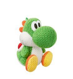 Green Yarn Yoshi Figure