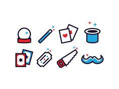 Magic Icons by vecteezy - Dribbble