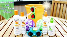 New Mommy Bliss: We Mixed & Mingled at the Fairy Tales Hair Care Event! (Drink Recipe)