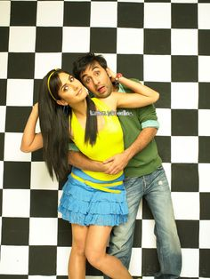 Promotional Stills - v1 Katrina Kaif and Ranbir Kapoor - Katrina ...