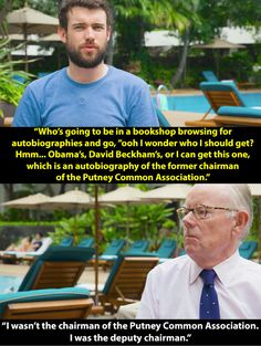 Jack Whitehall and his father Michael are starring in Netflix& Travels With My Father. British Memes, British Comedy, Dad Humor, Geek Humor, Bad Education, Jack Whitehall, Savage Af, Funny Moments, Funny Photos